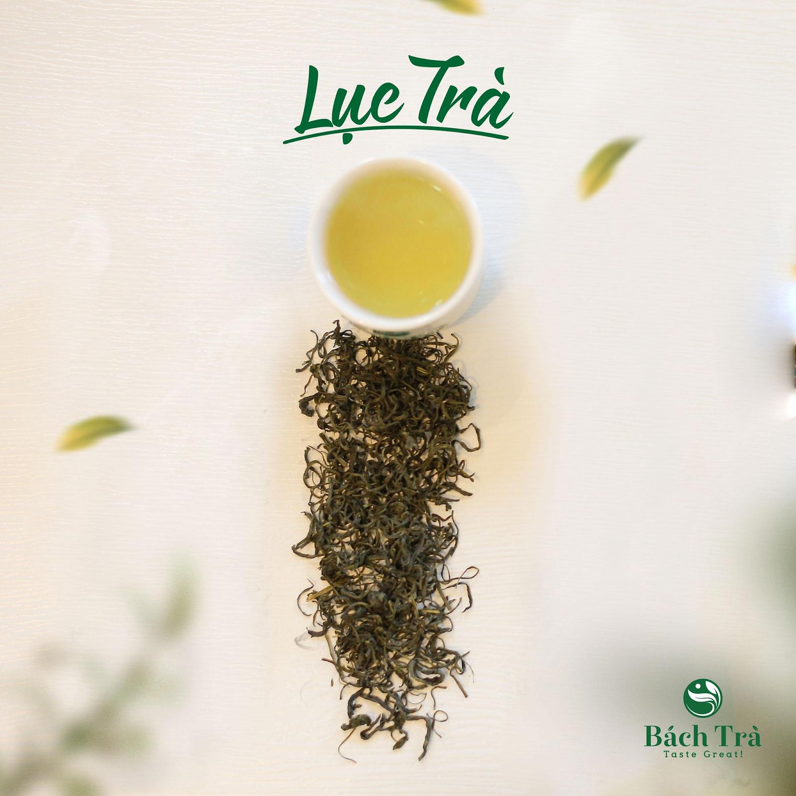 (Lục Trà là loại trà phổ biến nhất ở Việt Nam)