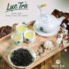 (Lục Trà là loại trà phổ biến được mọi người yêu thích)