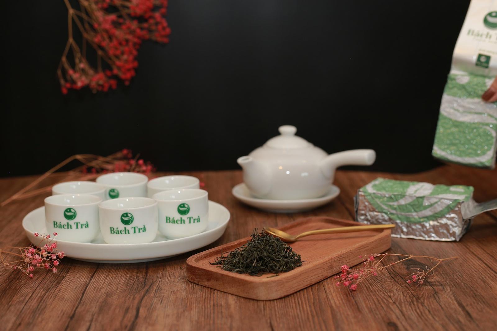 (Ngọc Trà có nguồn gốc từ trà xanh)