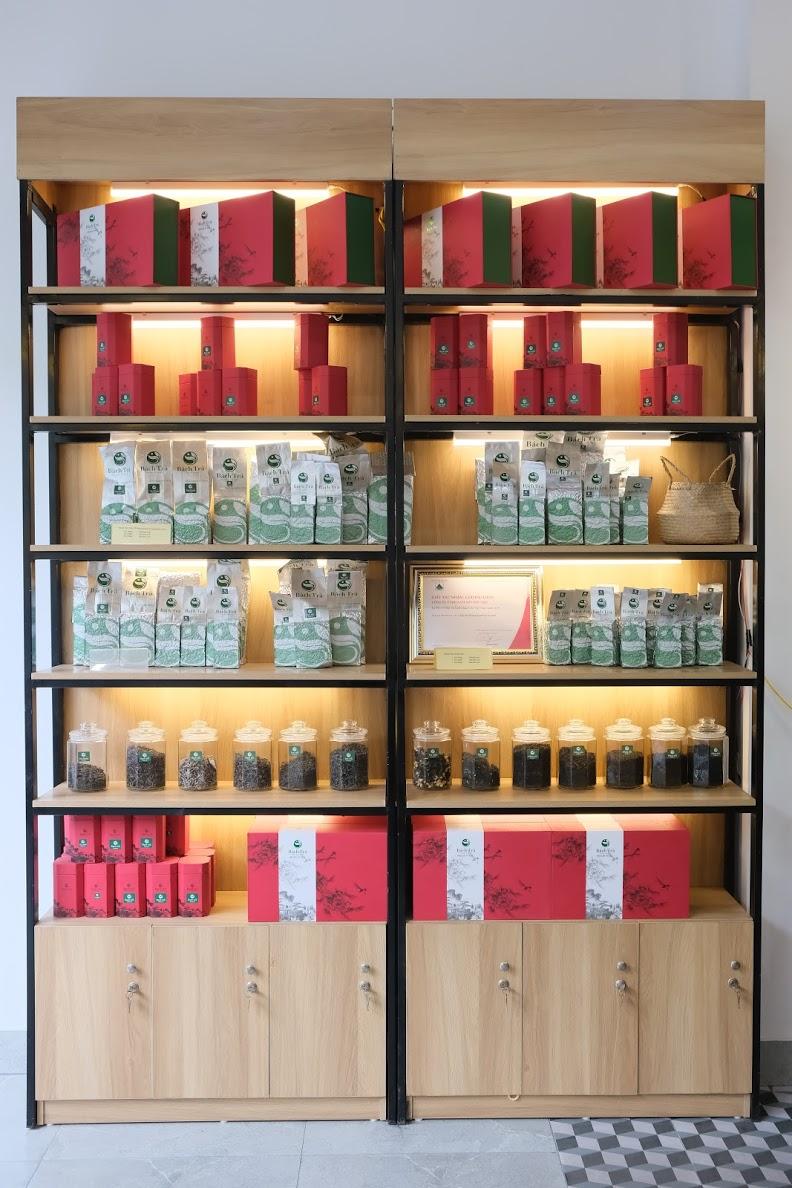 (Bách Trà - Nơi cung cấp những loại trà chất lượng, an toàn cho sức khỏe)